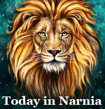 Daily reflections on Narnia